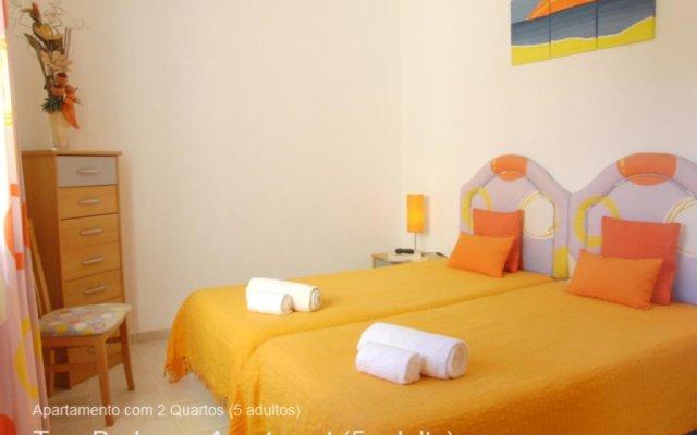 Отель Akisol Albufeira Ocean II комната для гостей