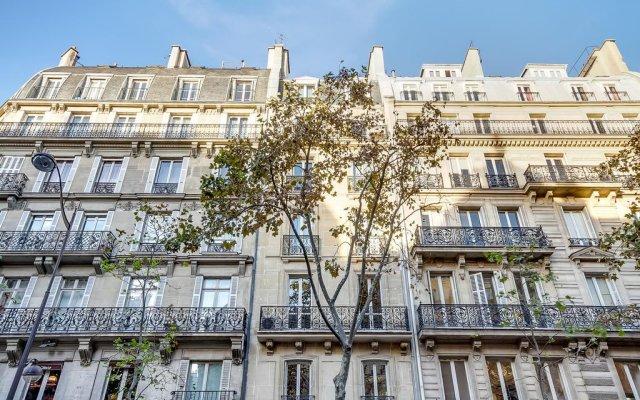 Апартаменты Sweet Inn Apartments -Saint Germain вид на фасад