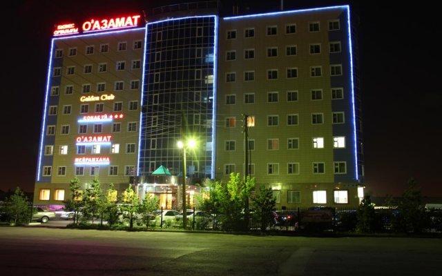 Гостиница О Азамат Казахстан, Нур-Султан - 3 отзыва об отеле, цены и фото номеров - забронировать гостиницу О Азамат онлайн вид на фасад