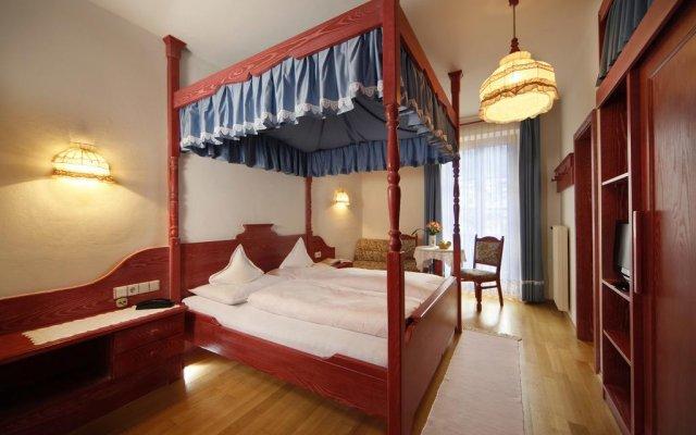 Отель Tirolerhof Горнолыжный курорт Ортлер комната для гостей