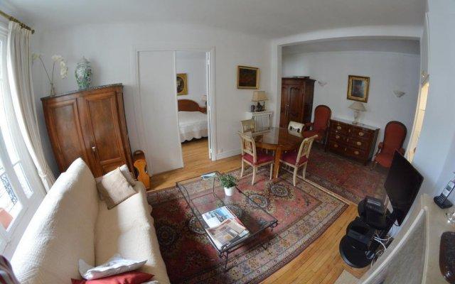 Отель Elegant Appartement Etoile Франция, Париж - отзывы, цены и фото номеров - забронировать отель Elegant Appartement Etoile онлайн комната для гостей
