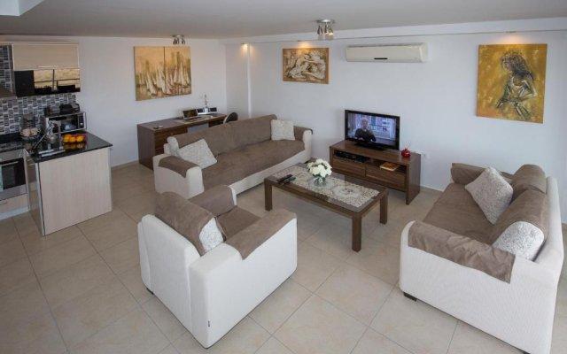 Отель Babylon Beach Residence 2 Сиде комната для гостей