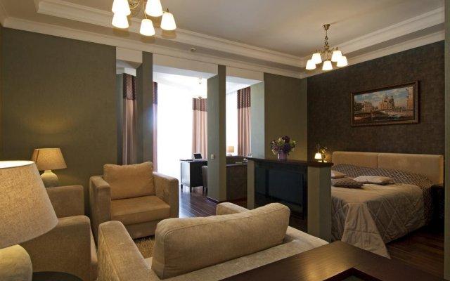 Гостиница Tweed комната для гостей