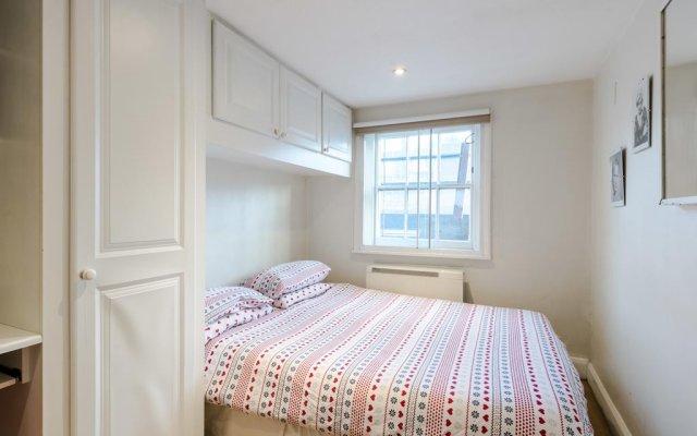 Отель Cosy 1 Bedroomed Central London Великобритания, Лондон - отзывы, цены и фото номеров - забронировать отель Cosy 1 Bedroomed Central London онлайн комната для гостей