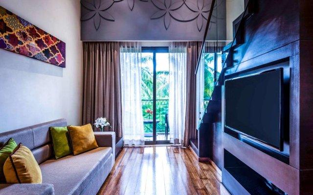 Отель Novotel Goa Resort and Spa Индия, Гоа - отзывы, цены и фото номеров - забронировать отель Novotel Goa Resort and Spa онлайн комната для гостей