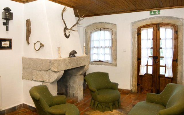 Отель Quinta do Brejo - Turismo Equestre комната для гостей