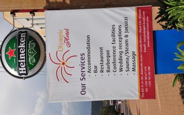 Olympic Hotel, Kigali, Rwanda | ZenHotels