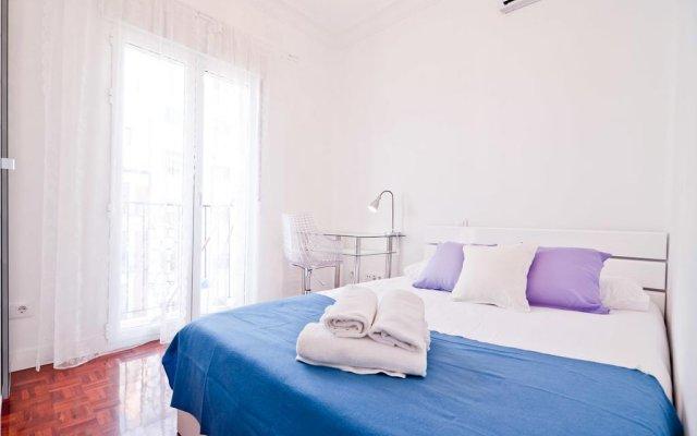 Отель Atocha Retiro Испания, Мадрид - отзывы, цены и фото номеров - забронировать отель Atocha Retiro онлайн комната для гостей