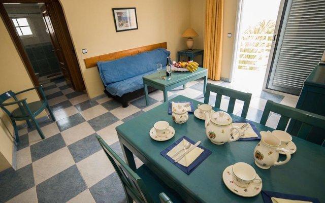 Отель Apartahotel Alta Vista Морро Жабле комната для гостей