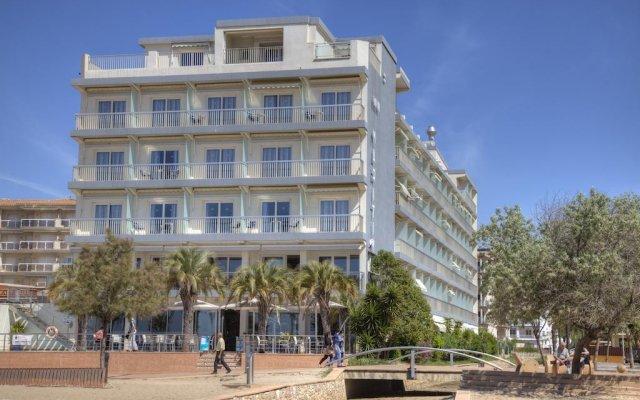 Отель Maritim Испания, Курорт Росес - отзывы, цены и фото номеров - забронировать отель Maritim онлайн вид на фасад