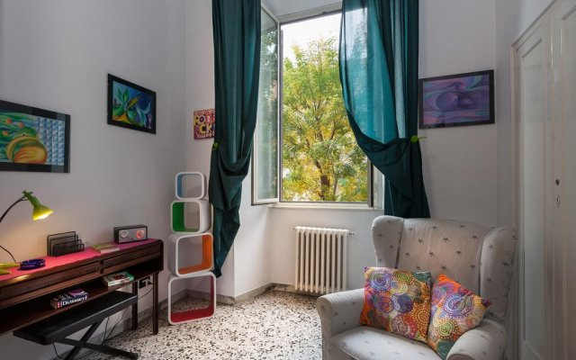 Апартаменты Mameli Trastevere Apartment комната для гостей