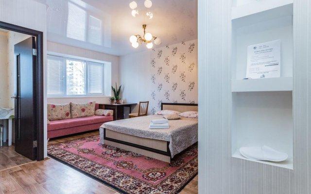 Апартаменты Apartments Bora Bora Минск комната для гостей