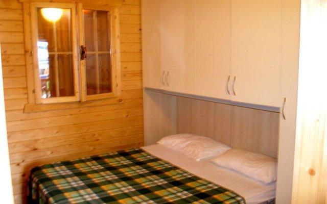 Отель Camping La Pineta Порто Реканати комната для гостей