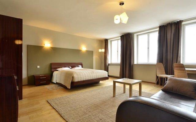 Апартаменты Dom & House - Apartments Targ Rybny комната для гостей