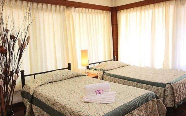 Отель Pattaya Country Club & Resort комната для гостей