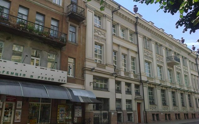 Апартаменты Екатеринослав вид на фасад