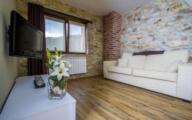 Отель Apartamentos Baolafuente комната для гостей
