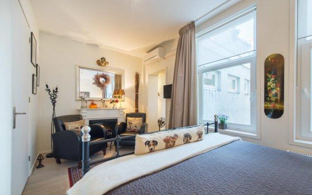 Отель Boogaards Bed and Breakfast Нидерланды, Амстердам - отзывы, цены и фото номеров - забронировать отель Boogaards Bed and Breakfast онлайн комната для гостей