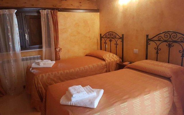 Отель B&B La Coccinella Сперлонга комната для гостей