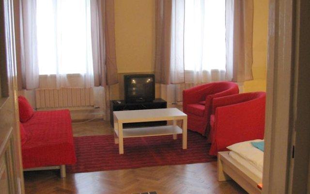 Апартаменты Királyi Apartment комната для гостей
