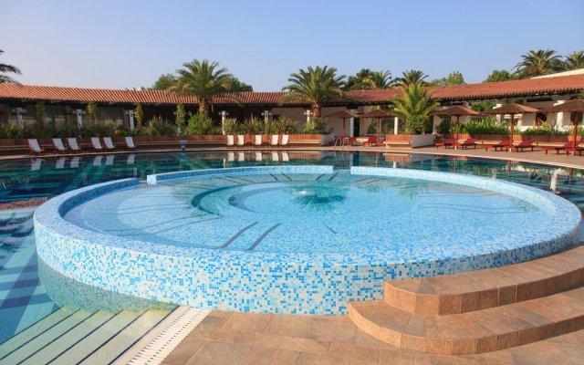 Hotel Slovenska Plaža бассейн