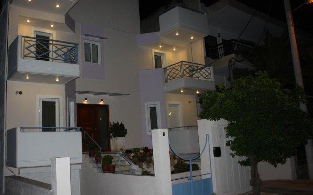 Отель Veggie Garden Athens B&B вид на фасад