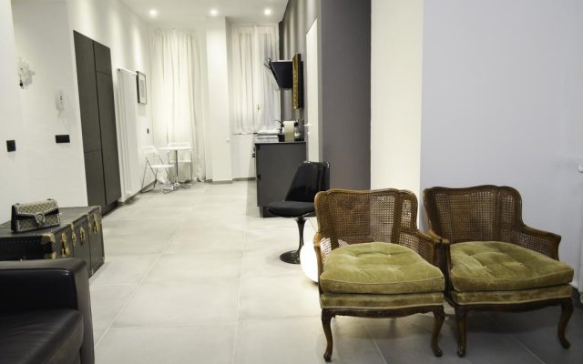Апартаменты Apartment via Ferrucci 22 комната для гостей