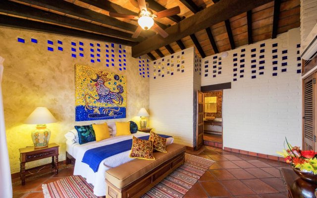 Отель The Pool House By Casa Muni комната для гостей