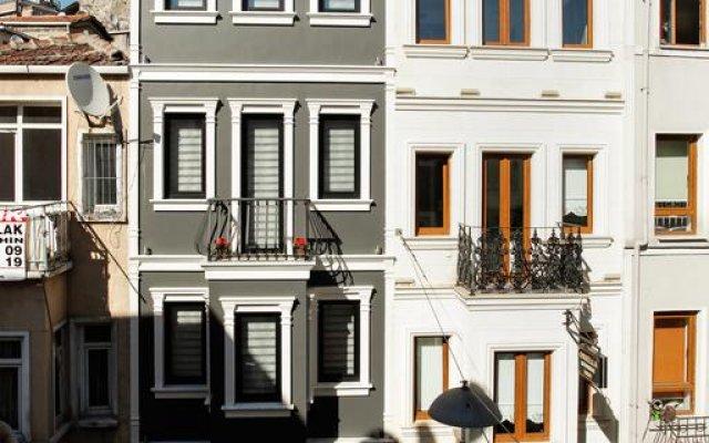 Апарт-Отель Taksim Doorway Suites вид на фасад
