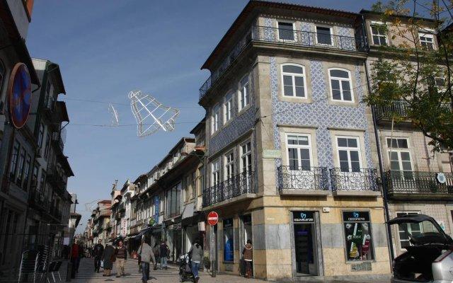 Апартаменты Oporto City Flats - Carlos Alberto Apartments вид на фасад