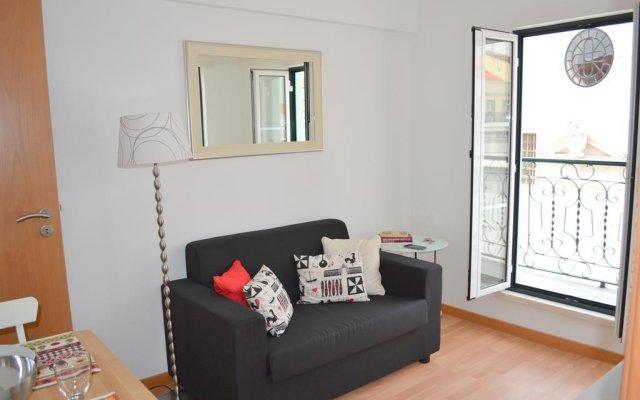 Апартаменты Casa dos Inglesinhos 3, Bairro Alto Apartment комната для гостей