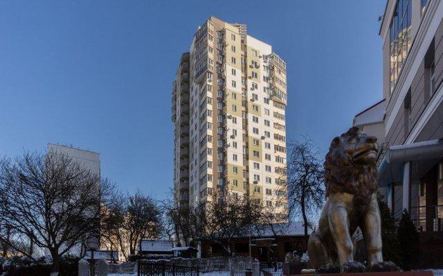 Апартаменты Бетховен вид на фасад