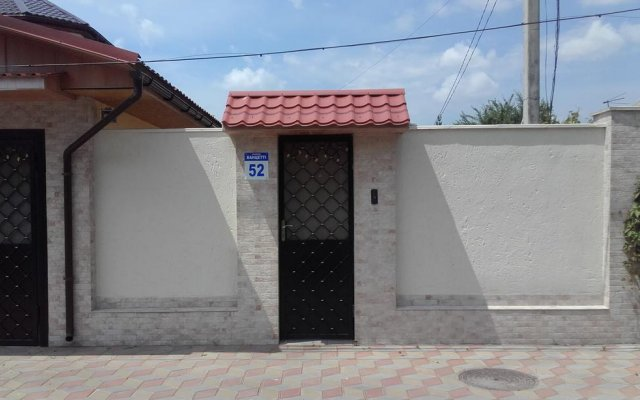 Гостиница Cozy House on Vanceti Street вид на фасад