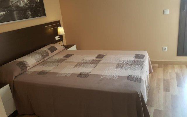 Отель Pension Restaurante AVENIDA комната для гостей