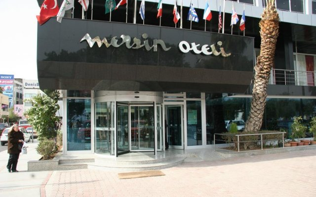 Mersin Oteli Турция, Мерсин - отзывы, цены и фото номеров - забронировать отель Mersin Oteli онлайн вид на фасад