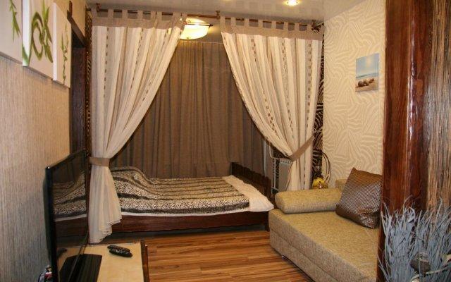 Апартаменты Apartment On 78 Dob. Brigady 4 1 By Krasstalker Красноярск комната для гостей