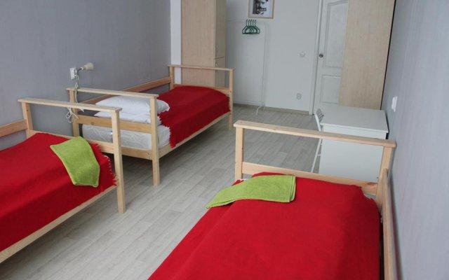 Хостел Bla Bla Hostel Rostov комната для гостей