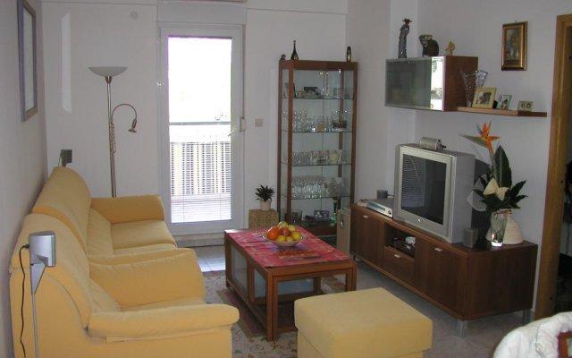 Апартаменты Apartment Happy Day комната для гостей