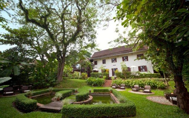 Отель 3 Nagas Luang Prabang MGallery by Sofitel