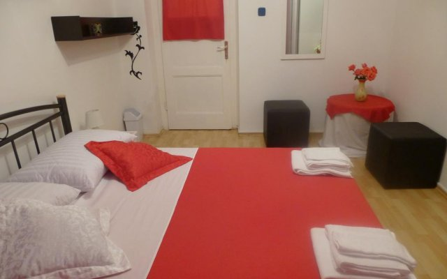 Отель Rooms Sibila комната для гостей