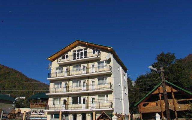 Гостиница София вид на фасад