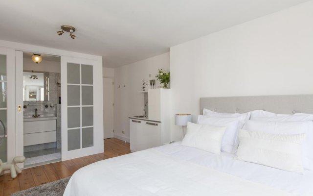 Отель Jordaan Suite bed and bubbles Нидерланды, Амстердам - отзывы, цены и фото номеров - забронировать отель Jordaan Suite bed and bubbles онлайн комната для гостей