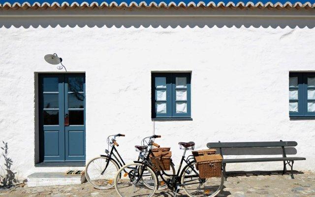 Отель São Lourenço do Barrocal Португалия, Регенгуш-ди-Монсараш - отзывы, цены и фото номеров - забронировать отель São Lourenço do Barrocal онлайн спортивное сооружение
