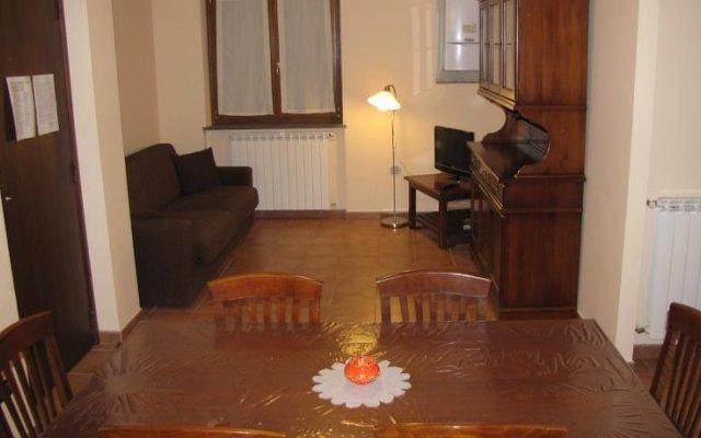 Отель Il Bucaneve - Casa Vacanze Gambarie Санто-Стефано-ин-Аспромонте комната для гостей