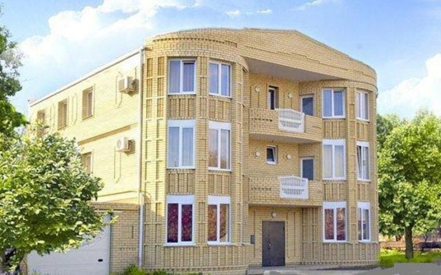 Гостевой дом Элит вид на фасад