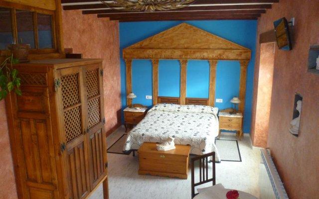 Hotel Rural La Rosa de los Tiempos комната для гостей