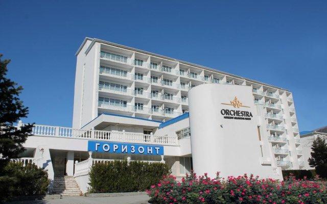 Гостиница Orchestra Horizont Gelendzhik Resort вид на фасад