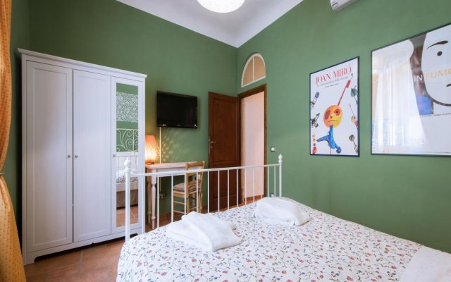 Апартаменты Giuggiole Apartment комната для гостей