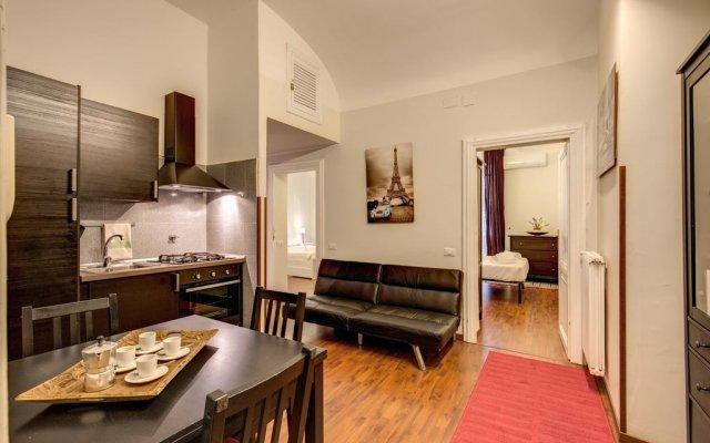 Отель Erika House комната для гостей
