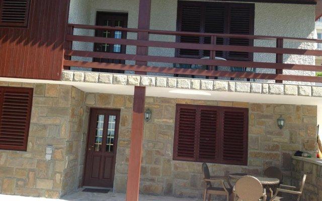 Отель Villa Estate вид на фасад